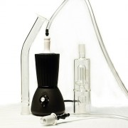 HERBALAIRE H2.2 Vaporizer + Smoke Rigs Kit (Large)