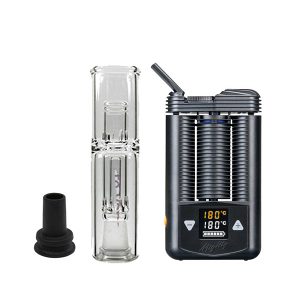 Mighty Vaporizer + Smoke Rigs Kit (Small)