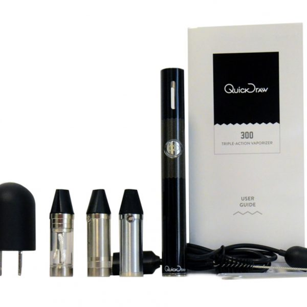 QuickDraw 300DLX Vaporizer