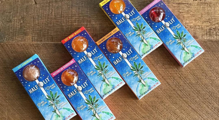 These THC-Infused Lollipops Additionally Develop Hashish Crops