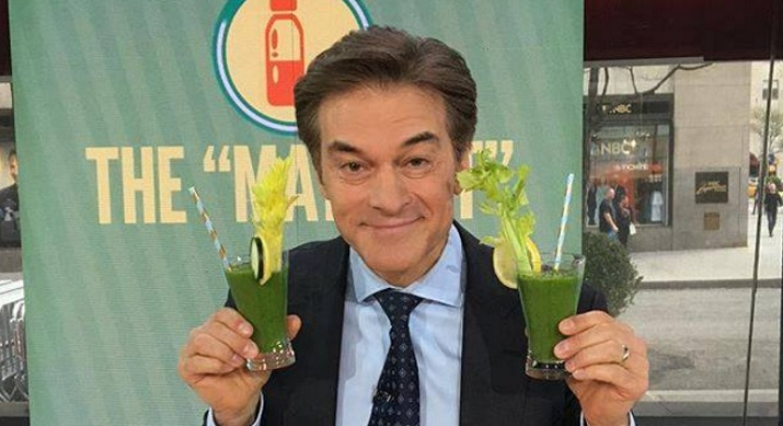 Dr. Oz Says Medical Marijuana Would Benefit Americans