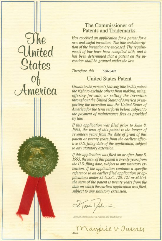 Hashish Patents: The 101