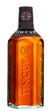 TINCUP 10 Year Whiskey