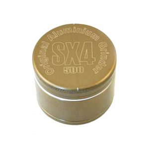 2 Part Aluminium Grinder by SX4