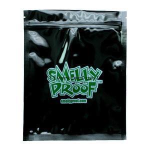 Smelly Proof Medium Black Baggie