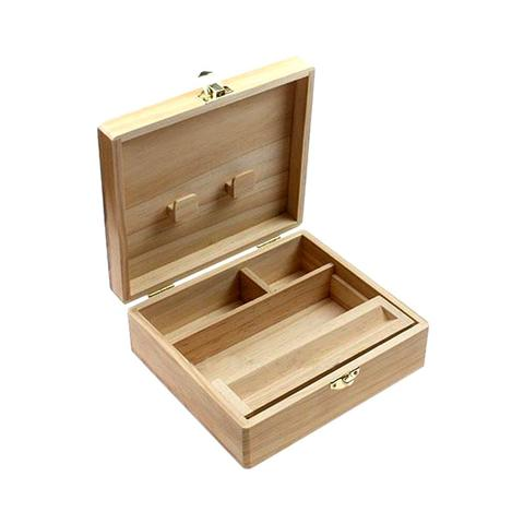 Wooden Rolling Box